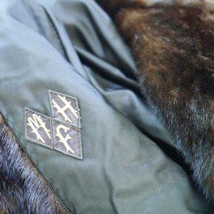 VINTAGE Jackets & Coats - VINTAGE Cocoa Brown MINK Midi Fur Coat & Belt